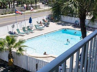 Holiday Villa II Street Side Standard Condo # 203