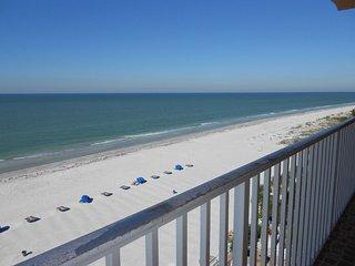 Sand Castle II Beachfront Standard Condo # 901