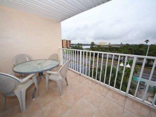 Holiday Villa II Beachside View Standard Condo # 302