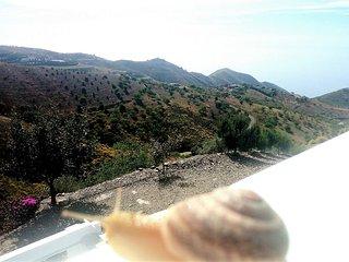 Special mountain - luxury AMANECER : 180osea views & 180o mountain views