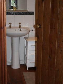 Ground floor family bathroom - with bath &  shower