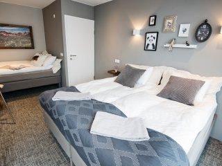 Quadruple Bedroom