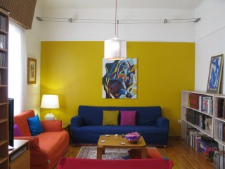 Central Stylish Apartment in Corinth