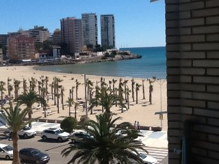 Precioso y tranquilo apartamento en 1a fila playa