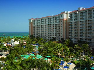 Marriott Aruba Surf Club 8/20-8/26, Palm - Eagle Beach