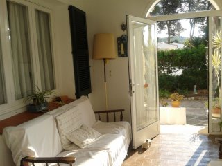 Villa menorquina a 30 del mar.Acceso Silla de ruedas minusválidos y niños, Santo Tomas