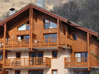 Ski in ski out apartment in Saint Martin de Belleville