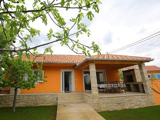 The beautiful Dalmatian villa in a quiet area 100 meters from the beach