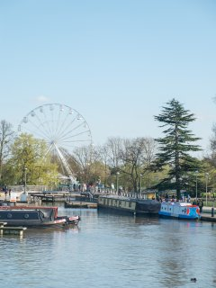 The Stratford Eye - for fabulous views across Warwickshire