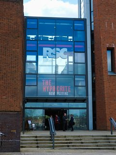 The fabulous Royal Shakespeare Theatre