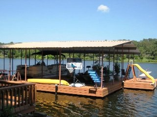 Firefly Shores  Incredible lake location with low slope to lake, large Dock