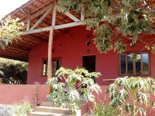 Casa Mae Vida Nova - um pequeno paraiso de sossego no Vale do Capao!