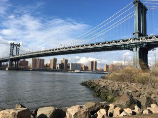 Brooklyn Bridge/Fort Greene/Bklyn Navy Yard WALK!!