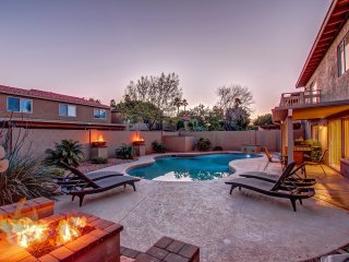 NEW! 4BR Tempe House w/ Pool, Hot Tub & Fire Pit!