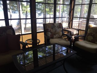 MUSKY SHORES AT LEISURE LODGE RESORT on Big St. Germain Lake