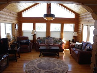 Saddlehorn Cabin w/ Amazing Teton Views, Driggs