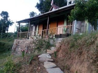 Himalyan bloom home in lap of himalya