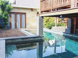 Tropical Indulgence Traditional Joglo, private pool. Experience True Bali. J3, Sanur