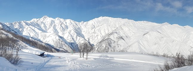 breathtaking scenery...awesome skiing and boarding