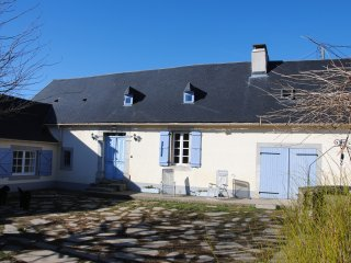 3 bedroom character farmhouse gite in the Hautes Pyrenees