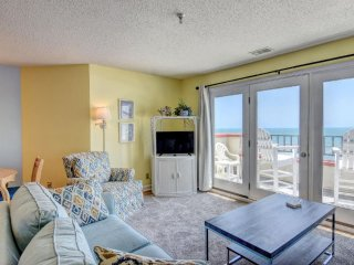 Villa Capriani 416-A Oceanfront | 3 Pools, Largest Pool on NC Coast, 2 Hot Tubs,
