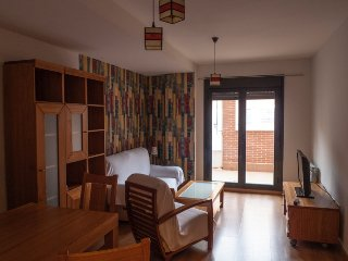 Apartamento comodo y moderno equipado para 2 personas en pabellon ferial,FENAVIN