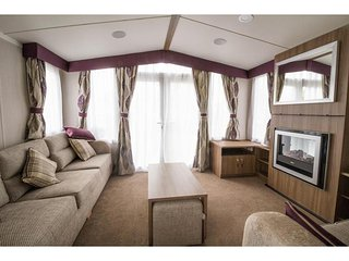 80011 Wentworth area, 3 Bed, 8 Berth. D/G C/H, Decking at Haven Hopton Holiday