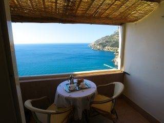 Casa Maria Vittoria 2 bedrooms sea view balcony free WI FI air condition Kitchen