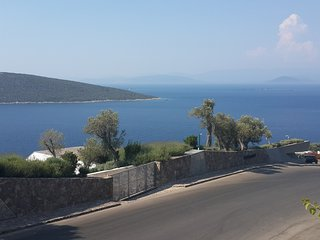 Bodrum Golturbuku Sea View Apartment With Sea View And Garden # 437