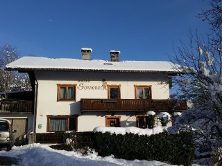 Haus  Sonneneck, large house for a holiday with friends or family