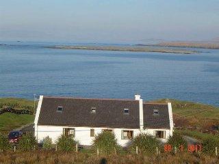 Sea for Miles - Wild Atlantic Way, Renvyle, Connemara, Co. Galway