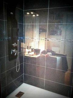 Salle de bains de la chambre Gentiane