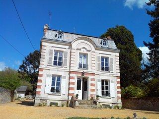 LA BUISSONNIERE Chambres d'hotes Azay-le-Rideau pour 2 personnes