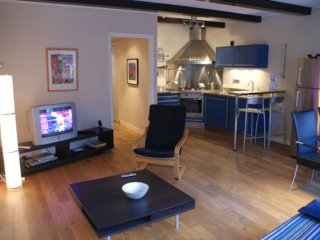 Cosy and very central apartment, 7 minutes walk from the central station.