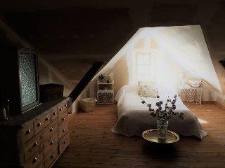Chambres mansardés en mezzanines, entre Gers et Pyrénées, Trie-sur-Baise