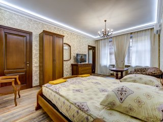 Cozy studio apartment for 3 persons near Nevsky