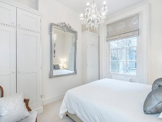 Superb central London location for Elegant Apartment sleeps 3