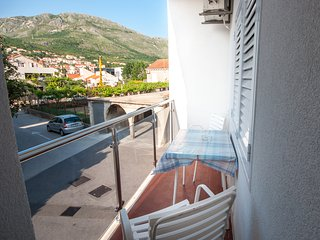 Apartments & Rooms Barišić - Studio Apartment with Balcony and City View, Mlini