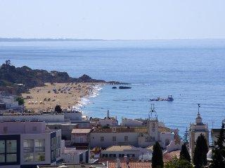 Apartamento T1 - Albufeira - 4Pax+1 - 3 Piscinas - Vista Mar - 600 metros  Praia