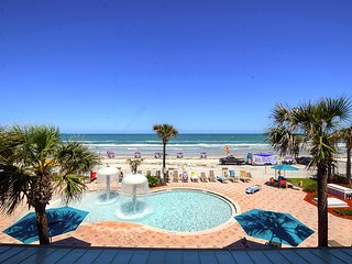 $pecials - Daytona Beach Resort Condominium - Oceanview - 1BR/1BA - #203