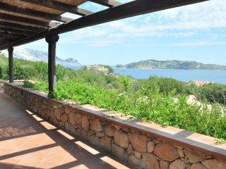 Villa Molarina Punta Molara  a 300 mt dal mare