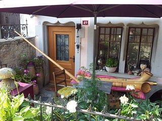 Appartement de charme dans le bourg médiéval de Gruyères