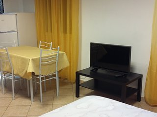 Bungalow up to 4 people. Fully furnished, free wifi, aircon.