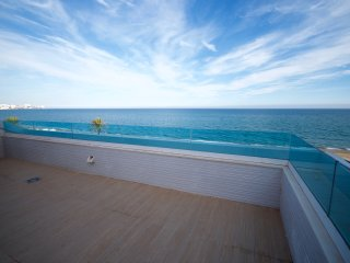 Beach Front Big Terrace Attic Apartment - Unique New Fuengirola - 8 sleeps