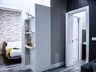 B&B Domus Tacito Luxury -Suite vasca idromassaggio