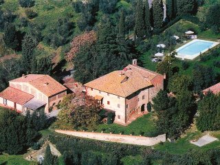Authentic Panoramic Huge Cerro - Apartment in the Heart of Tuscany