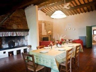 L'Olmo - ampio appartamento in casale del 500 - Agriturismo  Podere San Giorgio
