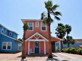 17 RP;  Sleeps 8; Great property that is close to the beach, Port Aransas