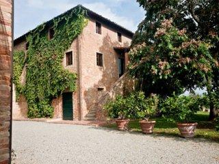 Il Cerro - Appartamento in antico casolare del'500 - Podere San Giorgio