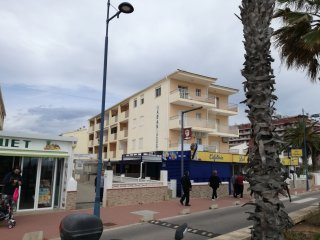Apartamento 1a linea de playa